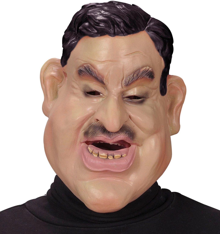 George karikatuur masker