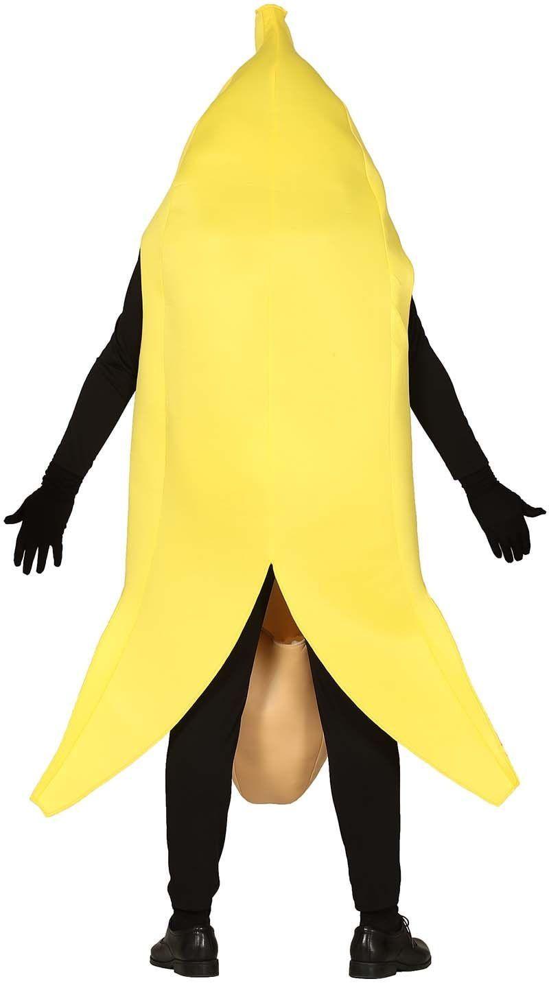 Gepelde banaan kostuum