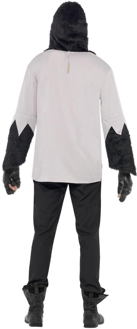 Gevaarlijke mutanten aap outfit
