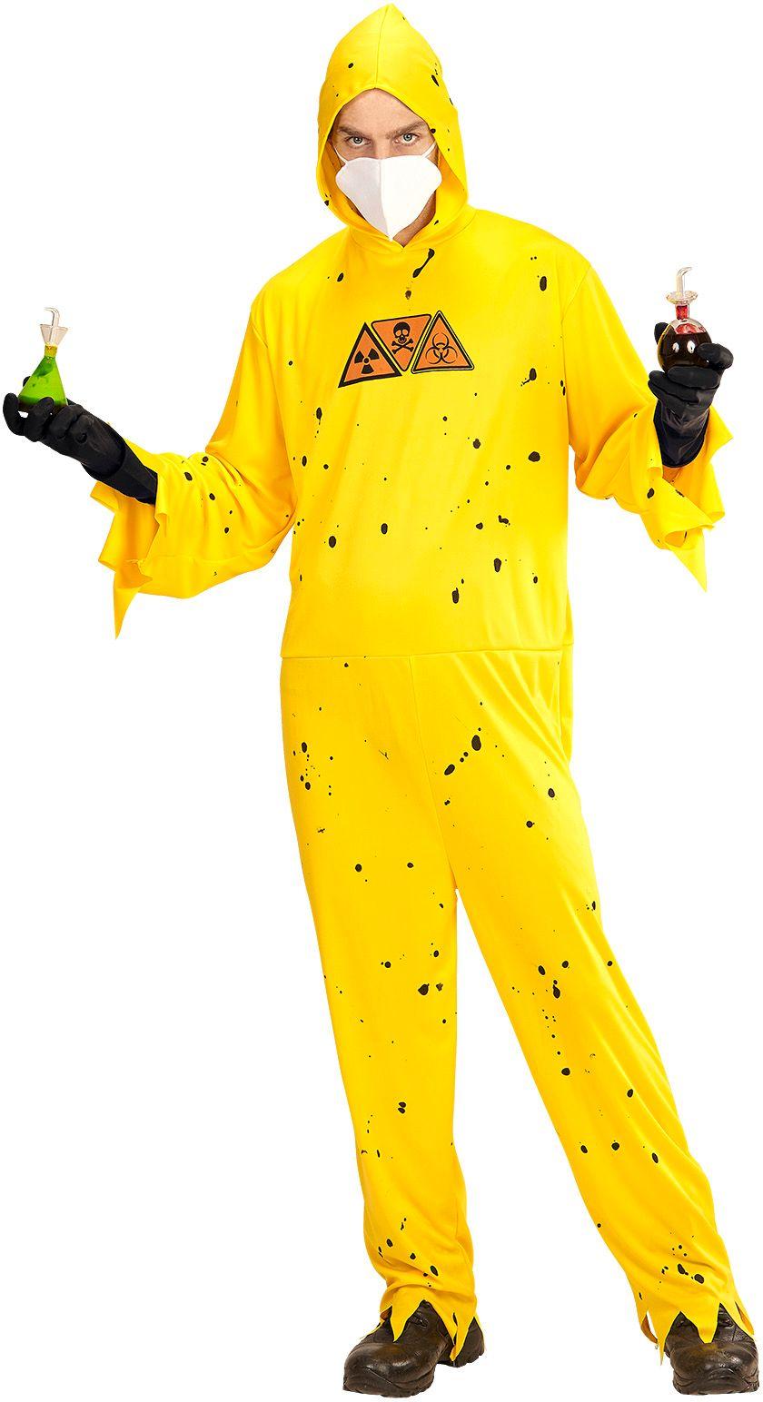 Gevaarlijke stoffen kostuum