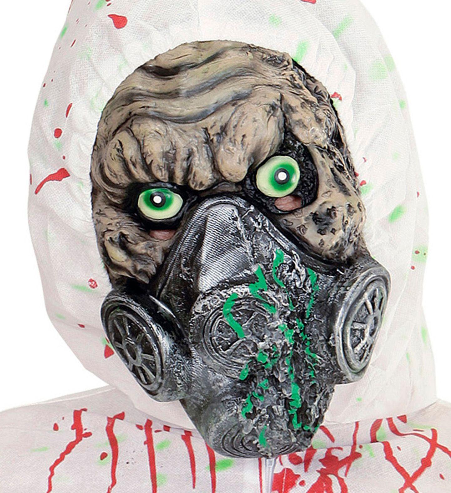 Giftige stoffen gezichtsmasker