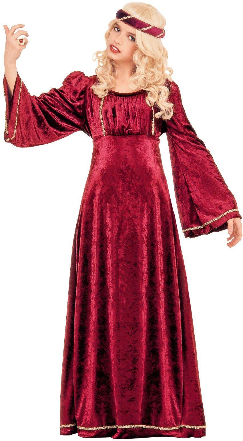 Giulietta kind kostuum