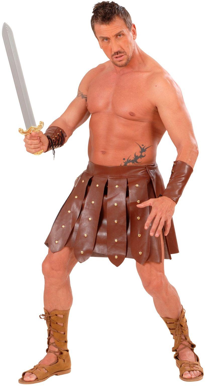 Gladiator rok en armband