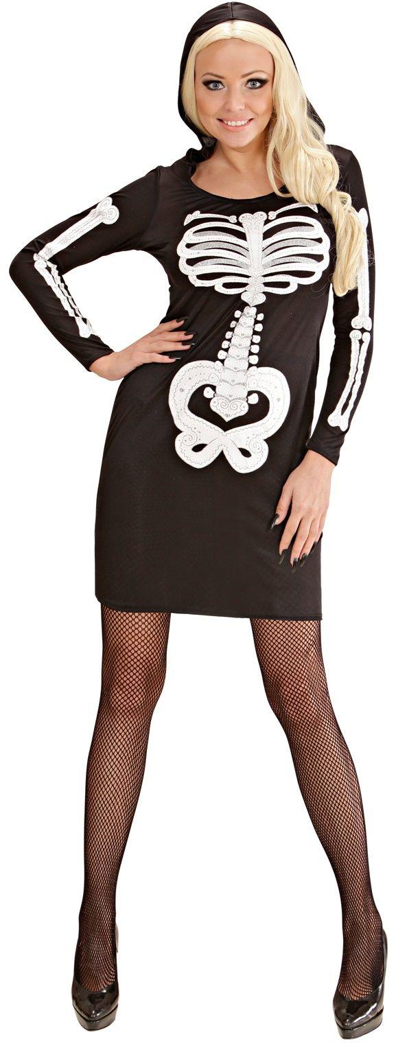 Glamour Skeletten Vrouw