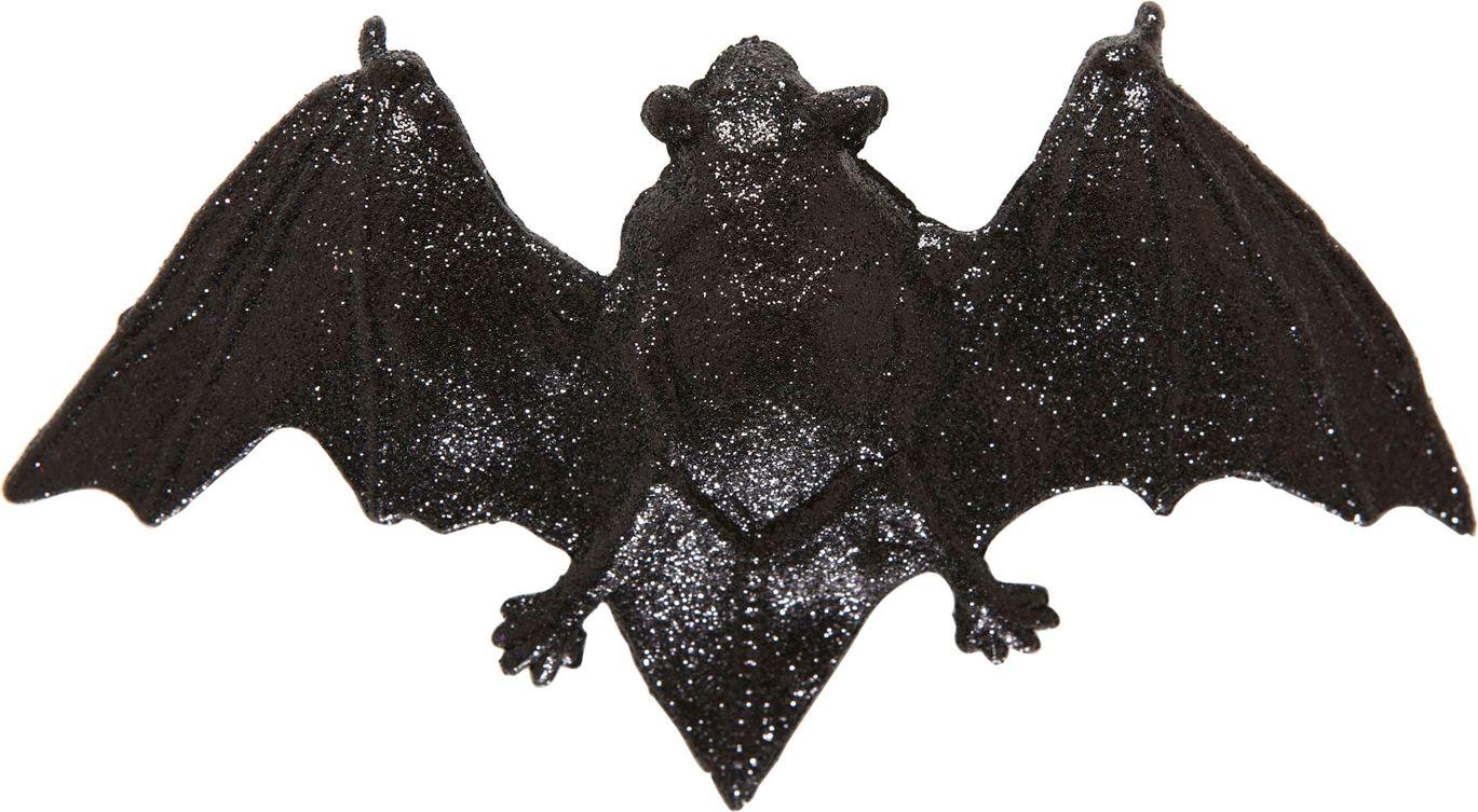 Glitter vleermuis haarclip