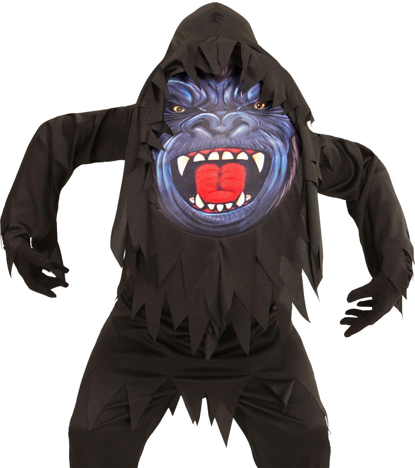 Gorilla kind kostuum 158
