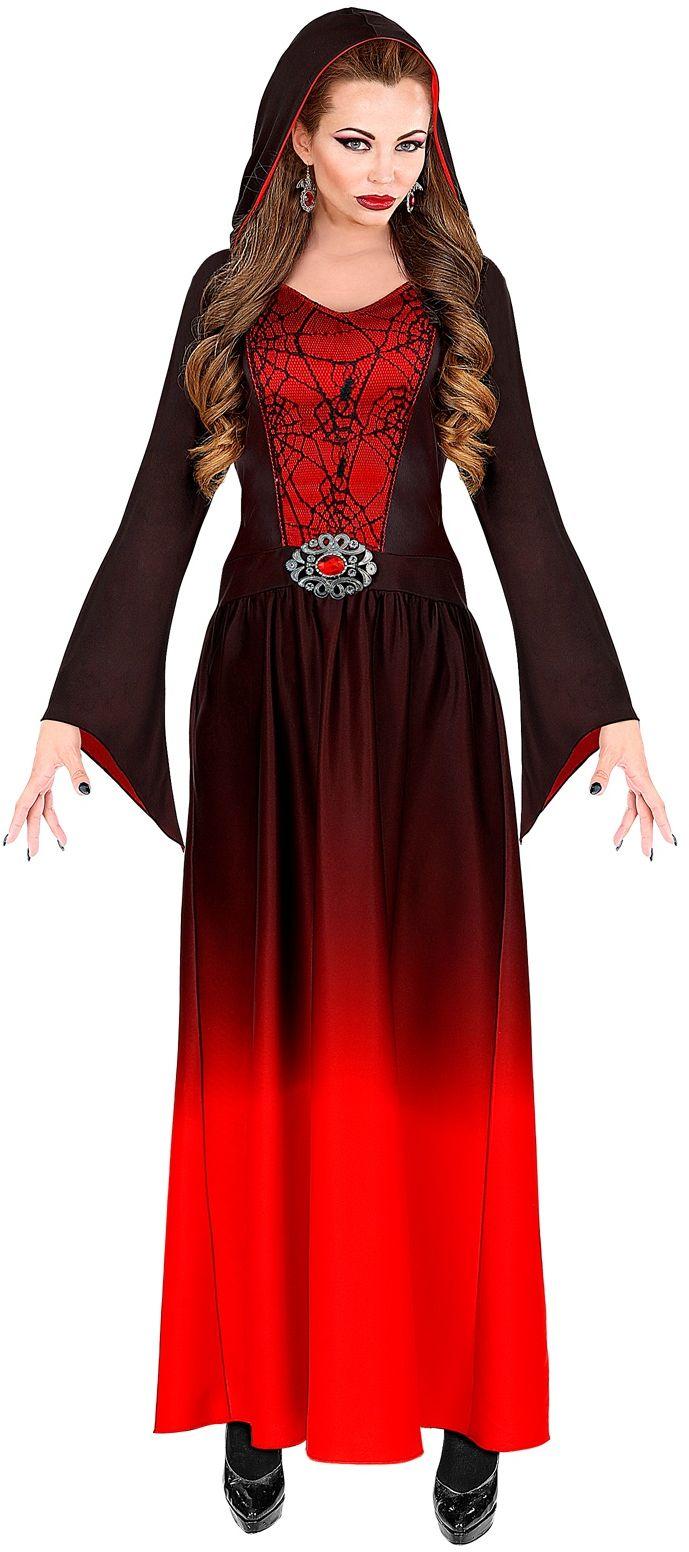 Gothic jurk carnaval