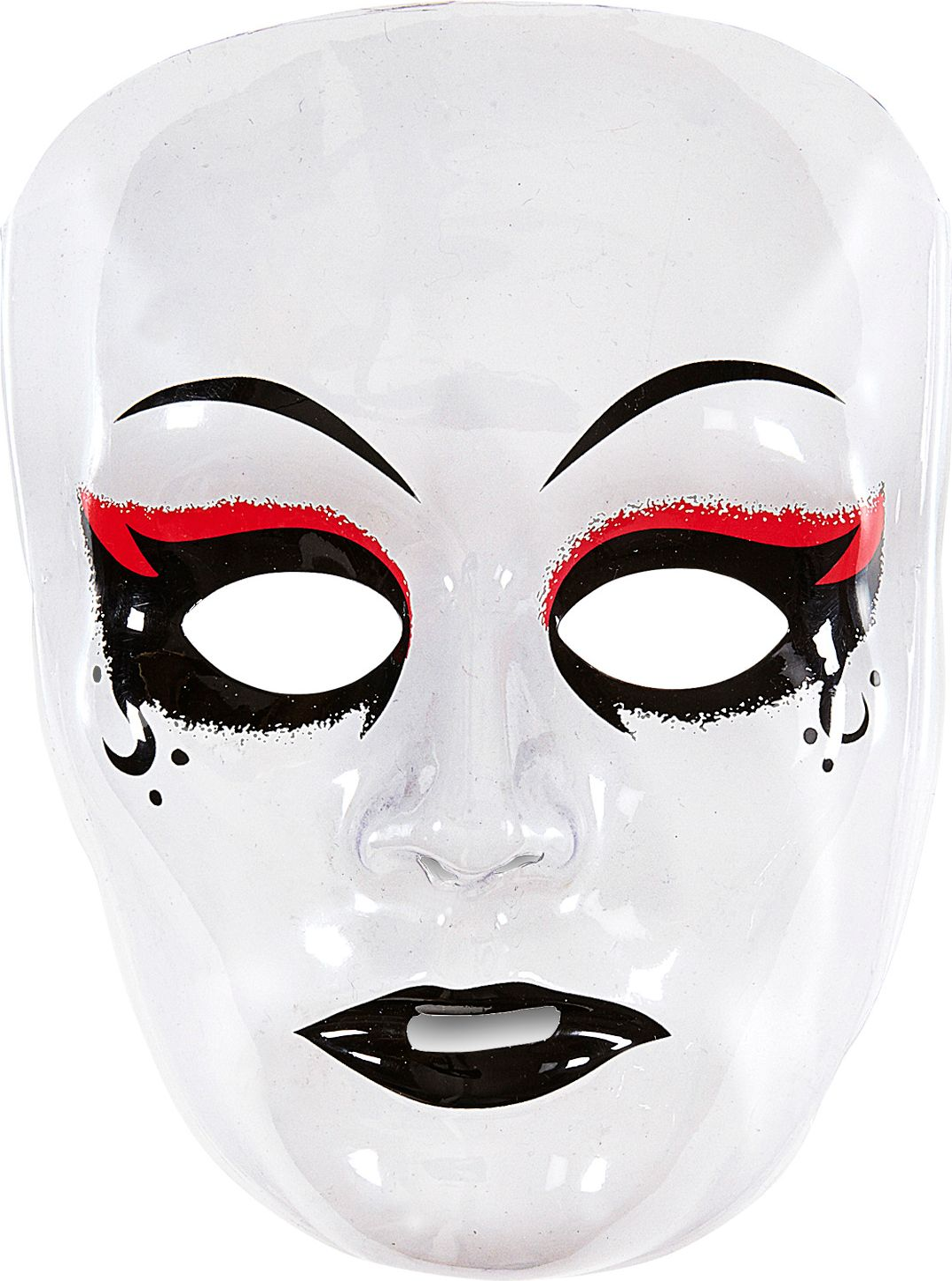 Gothic pvc masker