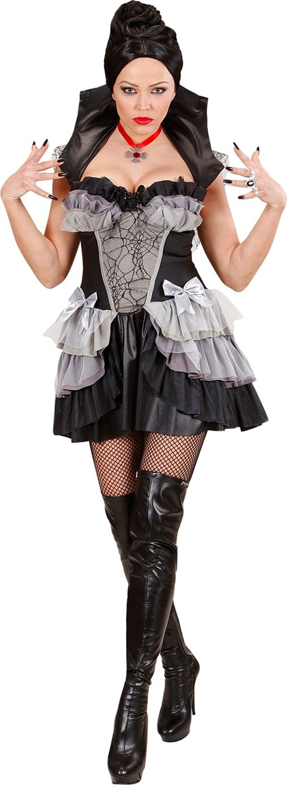 Gotisch vampier kostuum