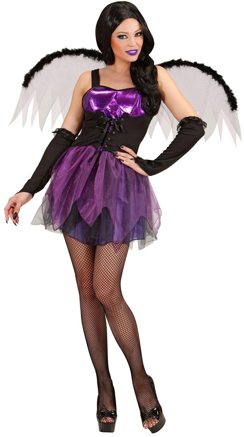 Gotische fee kostuum
