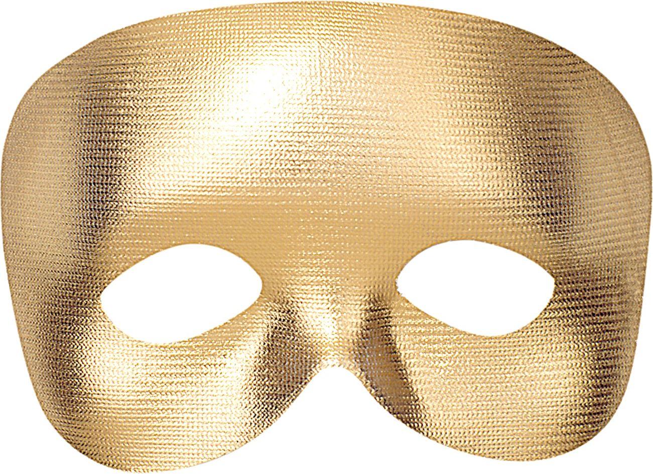 Goud fantoom oogmasker
