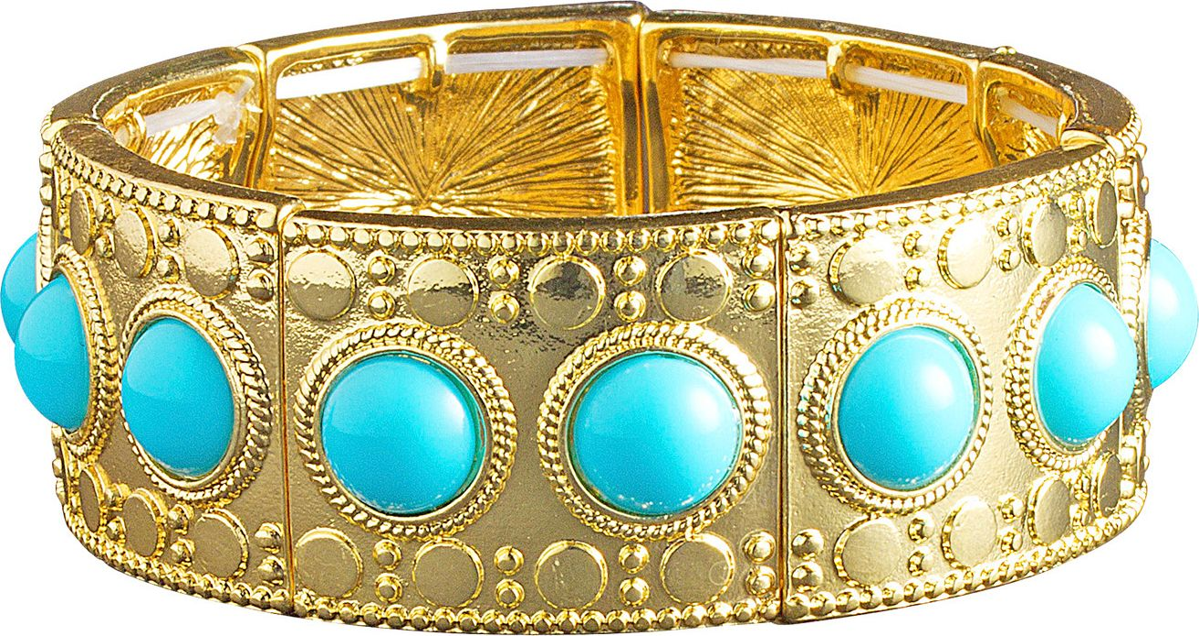 Gouden Cleopatra armband