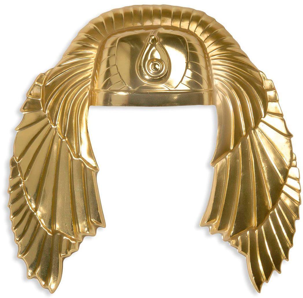 Gouden egyptisch hoofdstuk