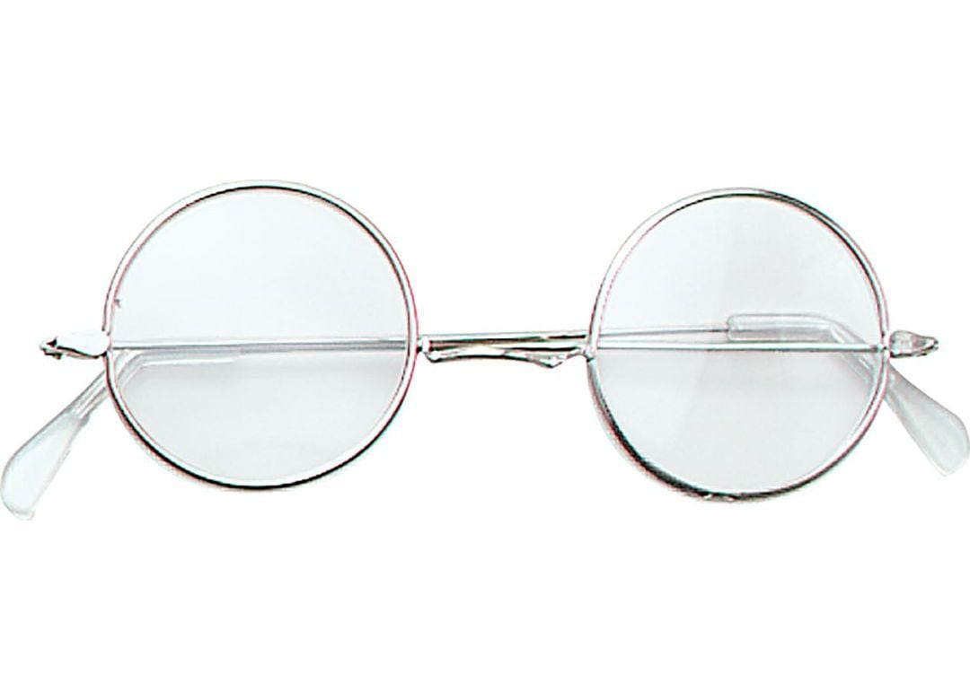 Gouden John Lennon bril