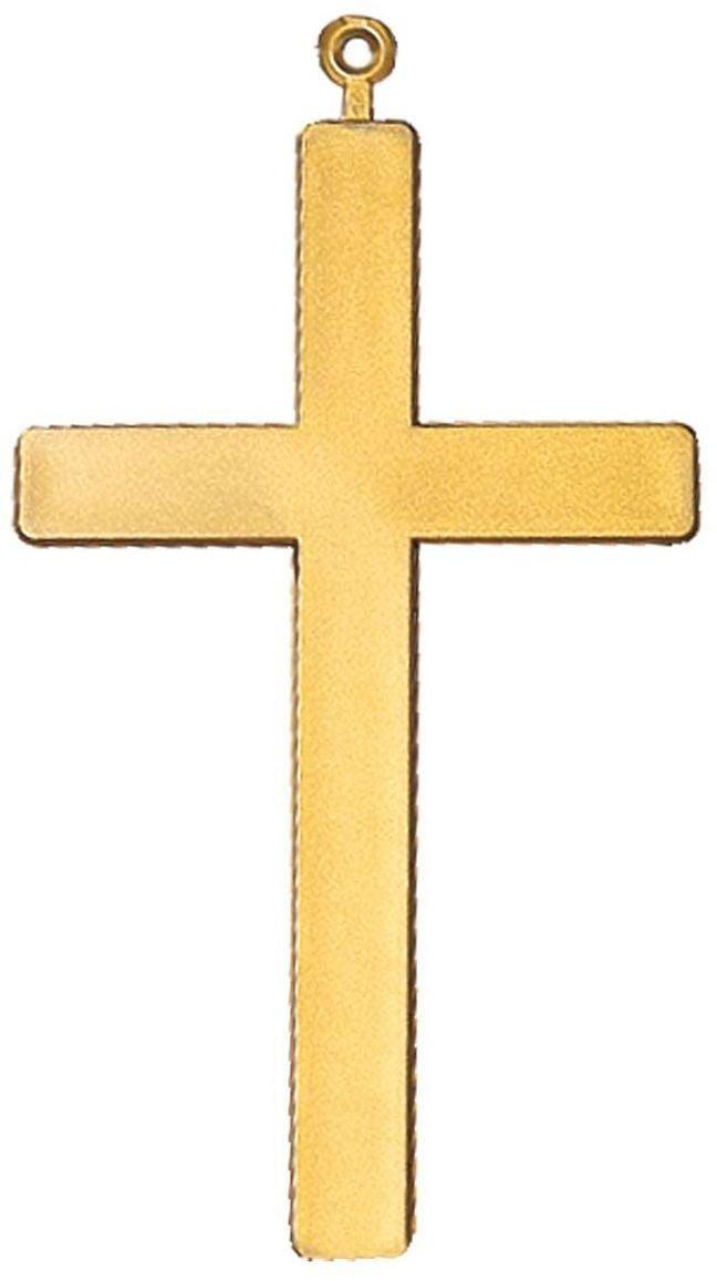 Gouden monnik ketting