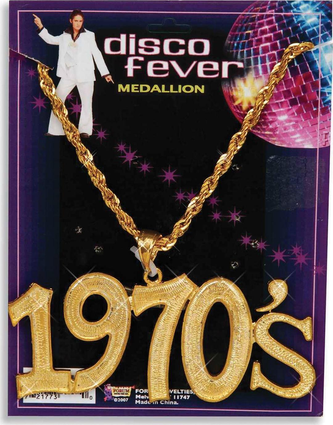 Gouden seventies ketting