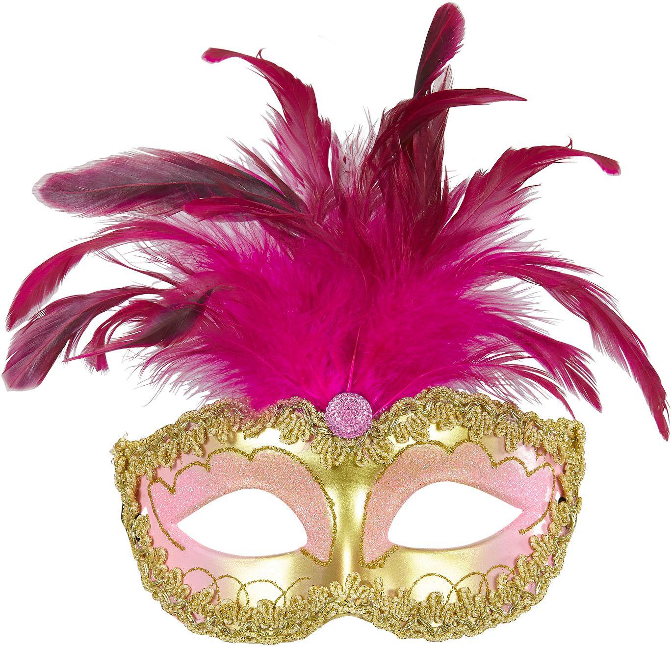 Gouden venetiaans Royal oogmasker