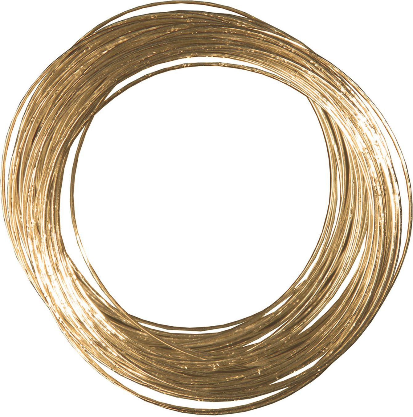 Gouden zigeunerin armbanden 40 stuks