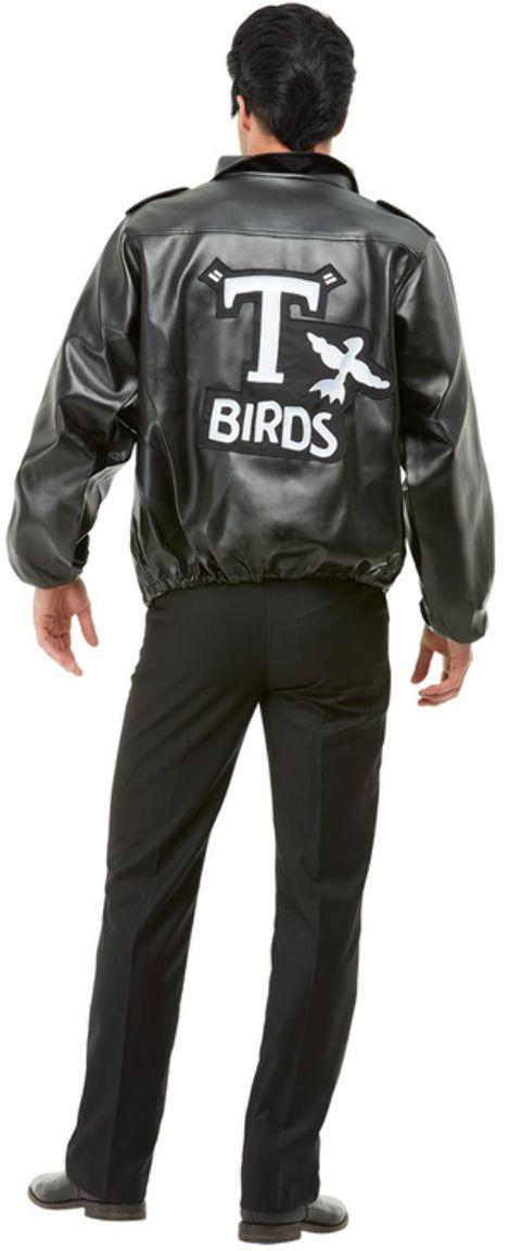 Grease zwart T-Birds jasje