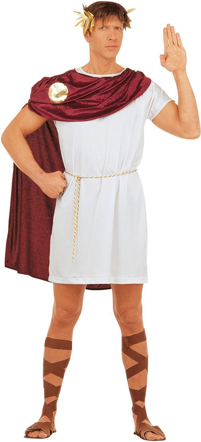 Grieks spartacus kostuum