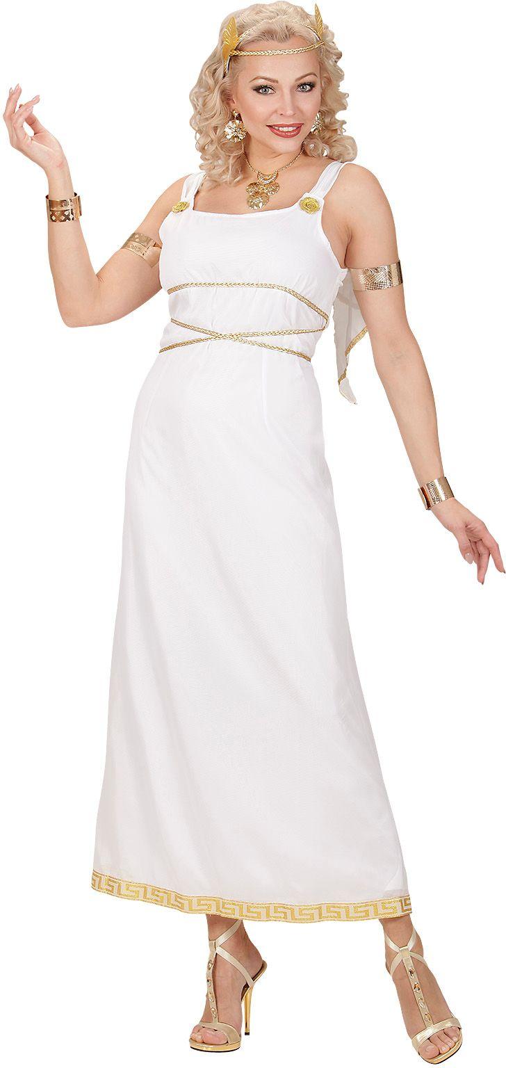Griekse godin outfit
