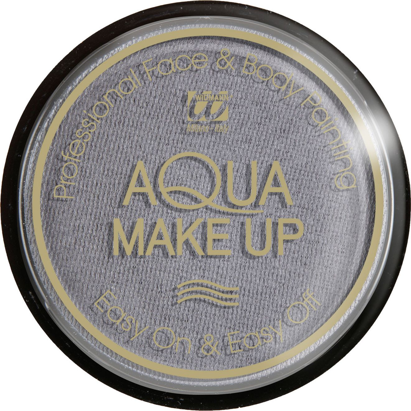 Grijze make-up waterbasis