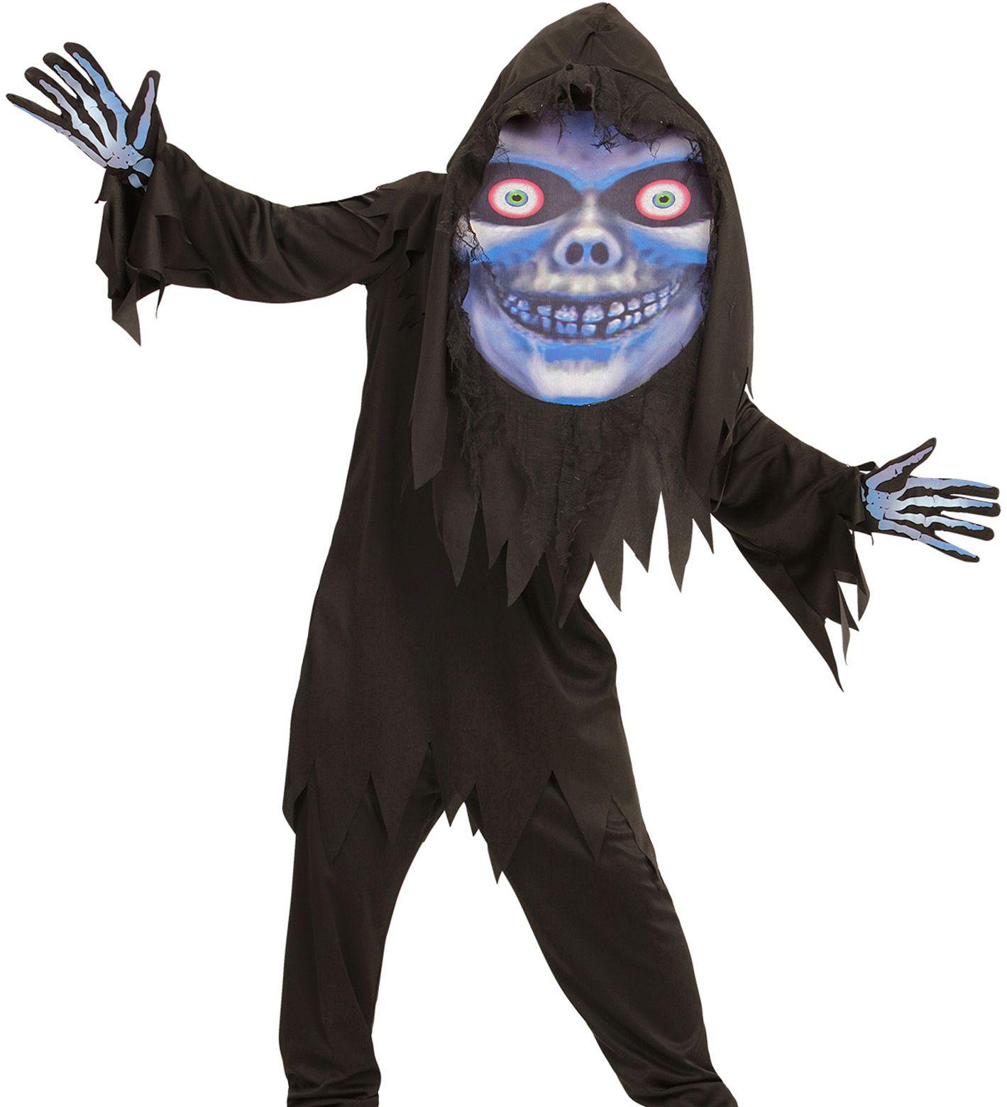 Grim Reaper Kind Kostuum 158 Carnavalskledingnl