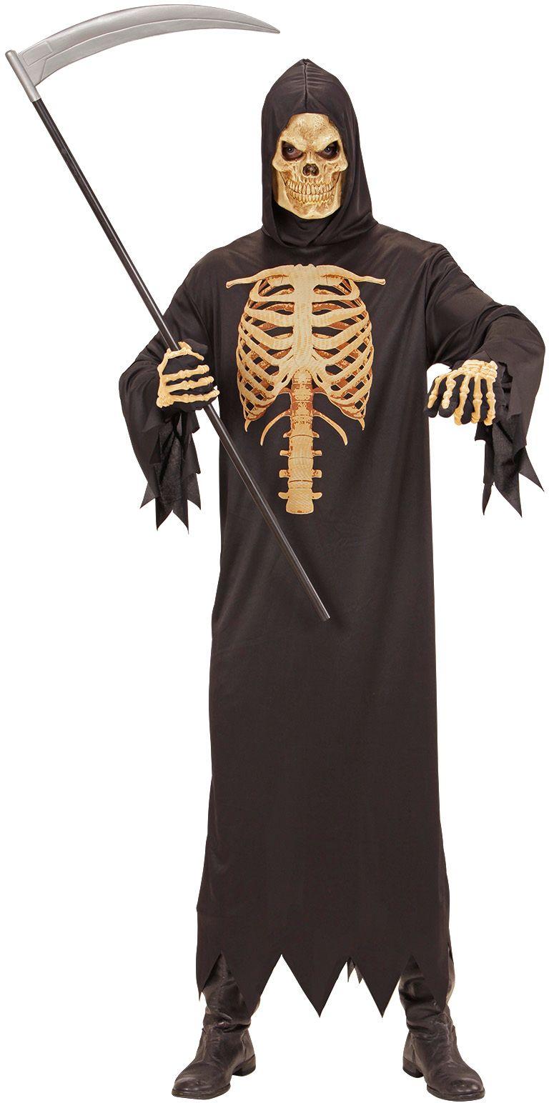 Grim reaper kostuum heren