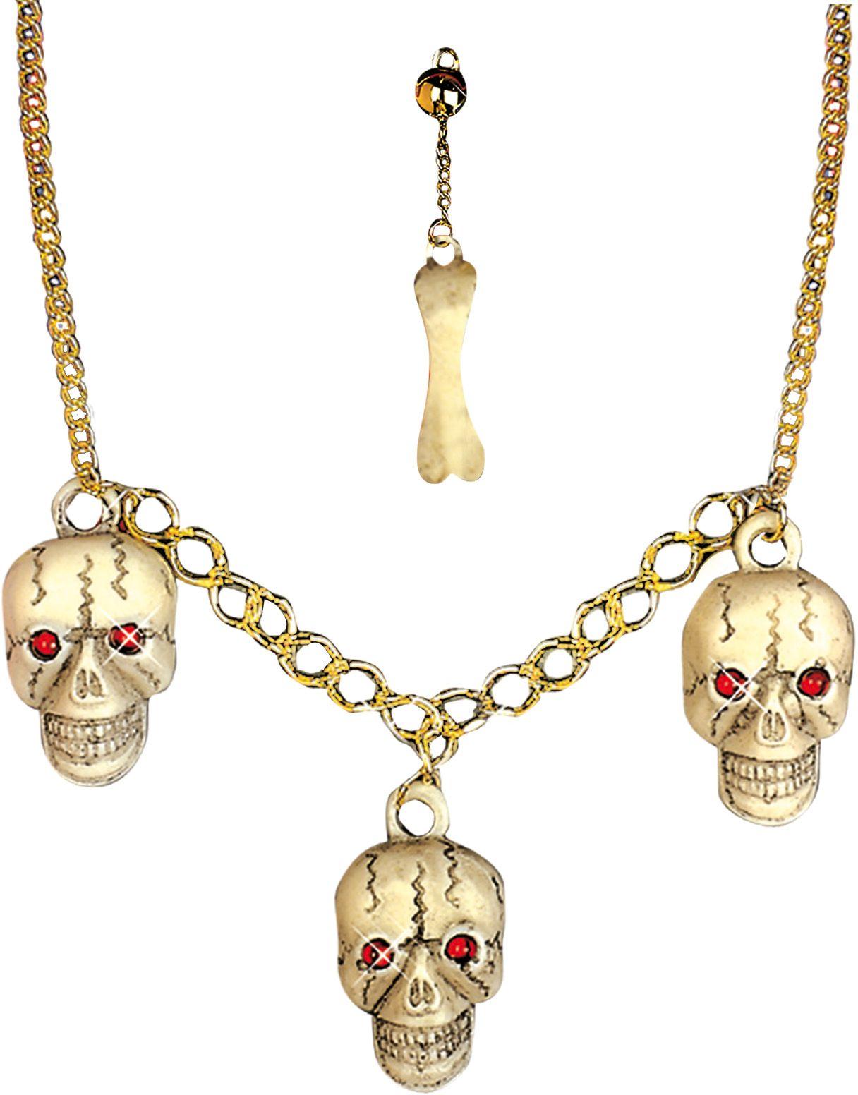 Grim reaper sieraden set