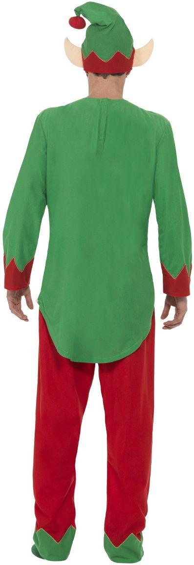 Groen elfen kostuum