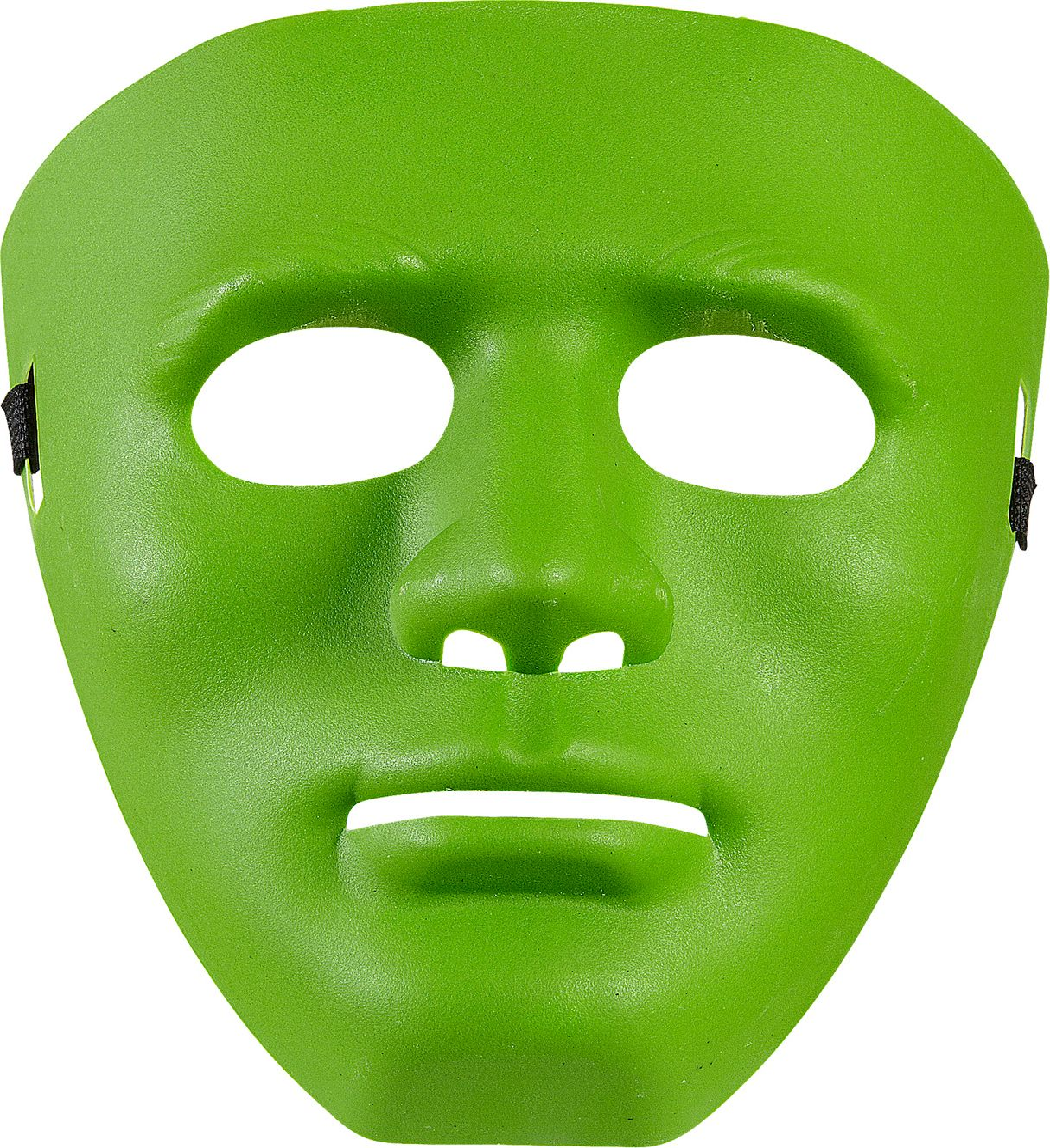 Groene anoniem masker