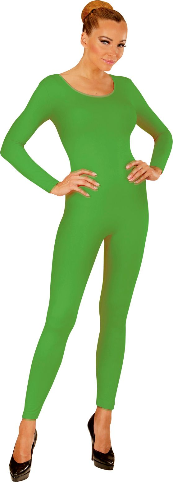 Groene bodysuit