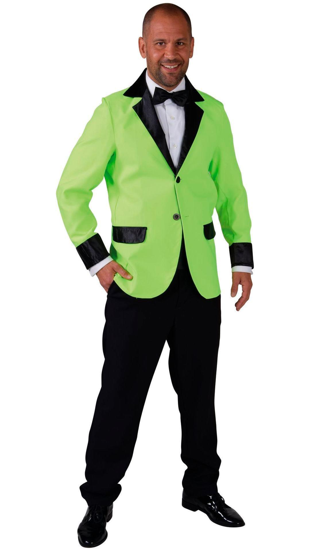 Groene carnavals colbert mannen