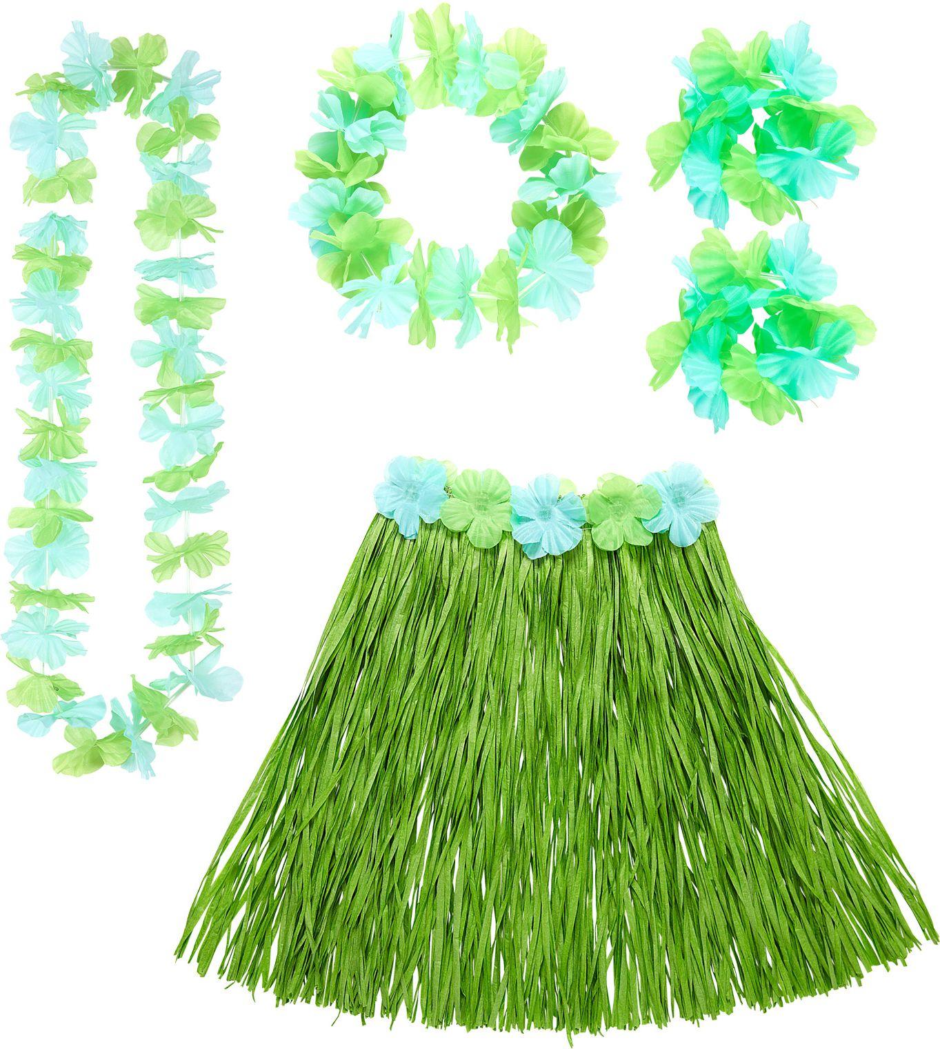 Groene Hawaii set