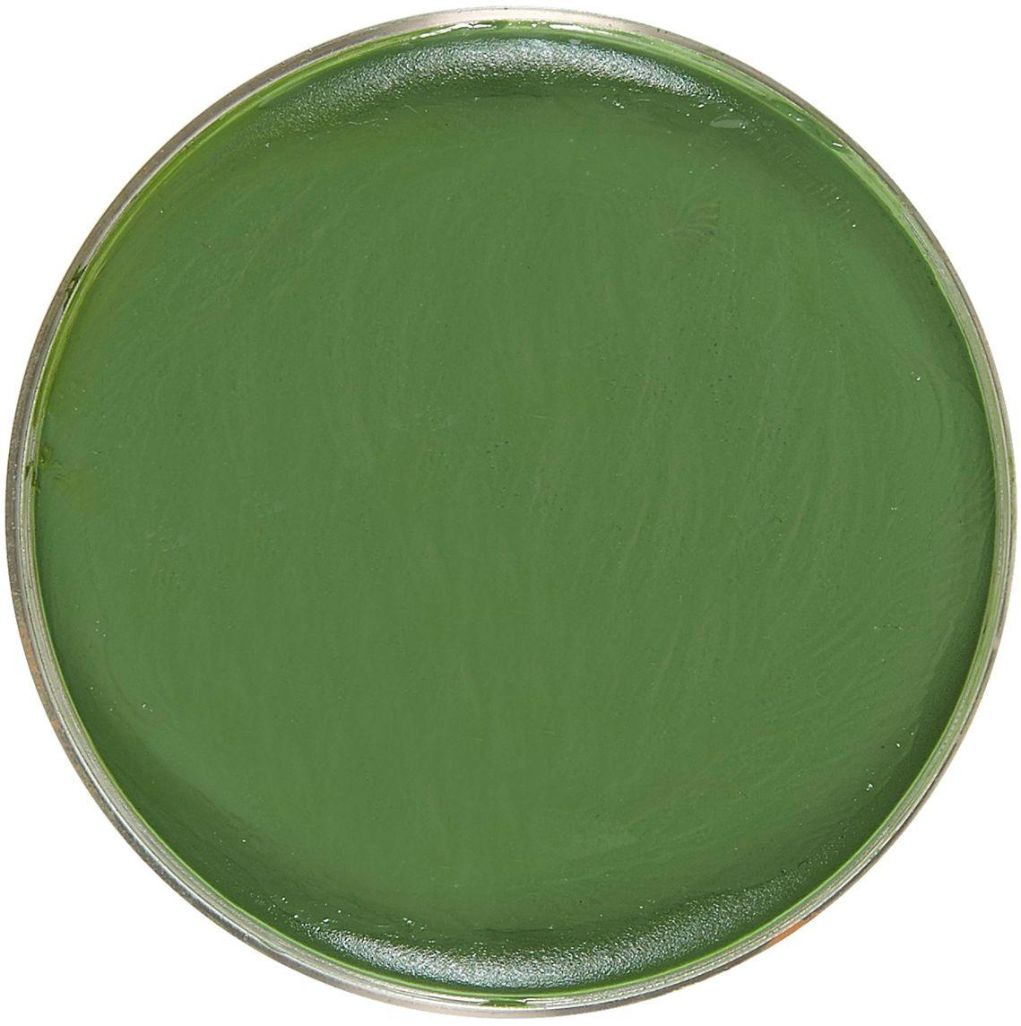 Groene make up