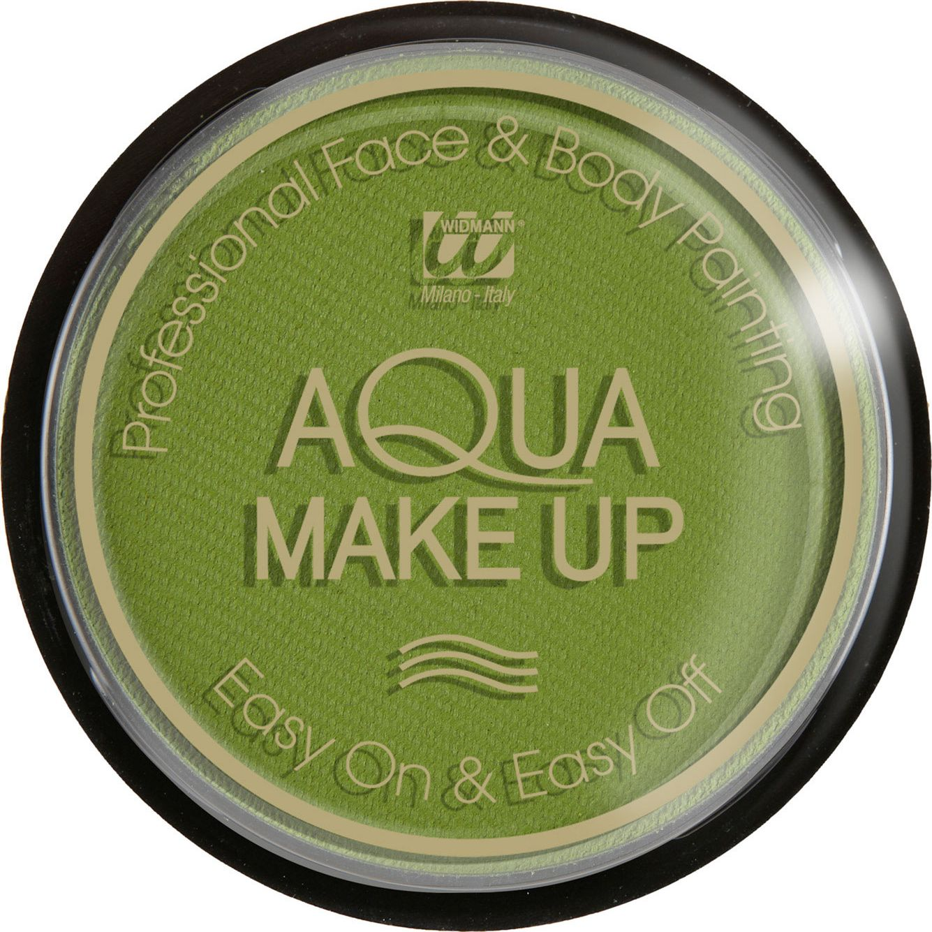 Groene make-up waterbasis