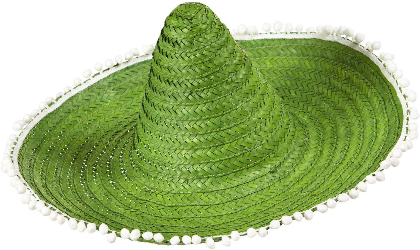 Groene sombrero