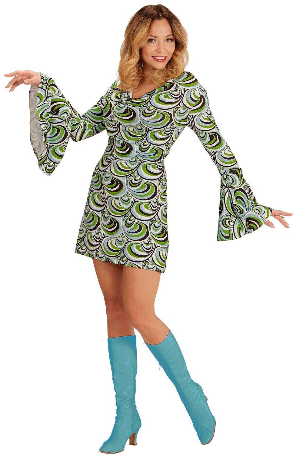 Groovy 70s jurk