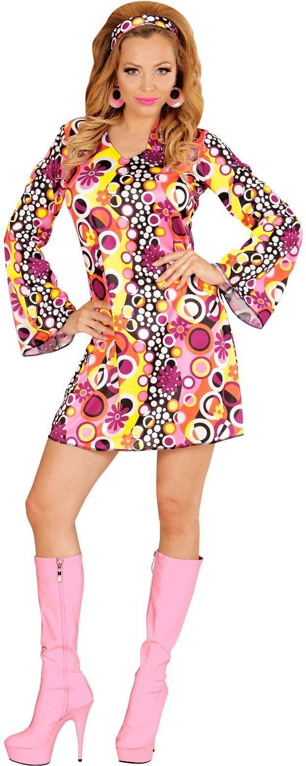 Groovy jurk jaren 70