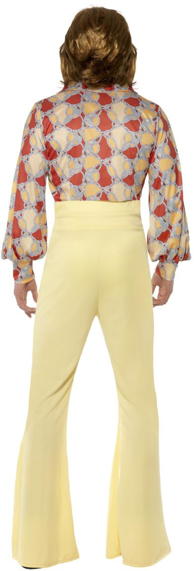Groovy man 60s outfit