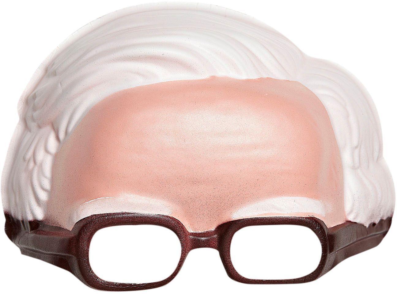 Half hoofdmasker opa