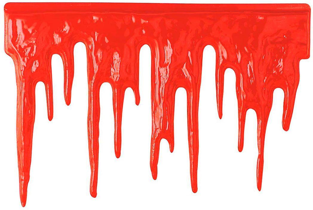 Halloween bloed decoratie