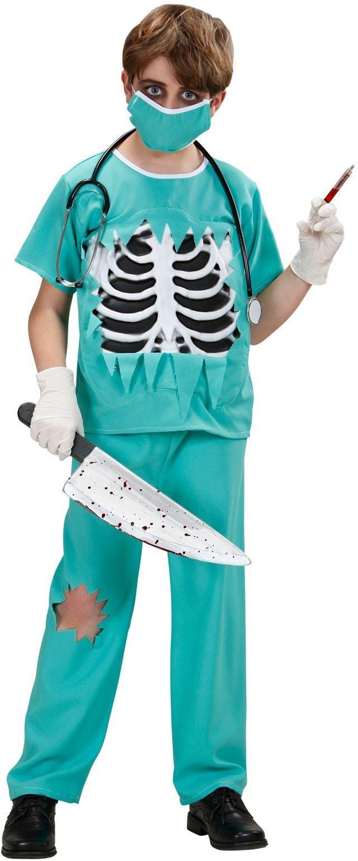 Halloween chirurg kind