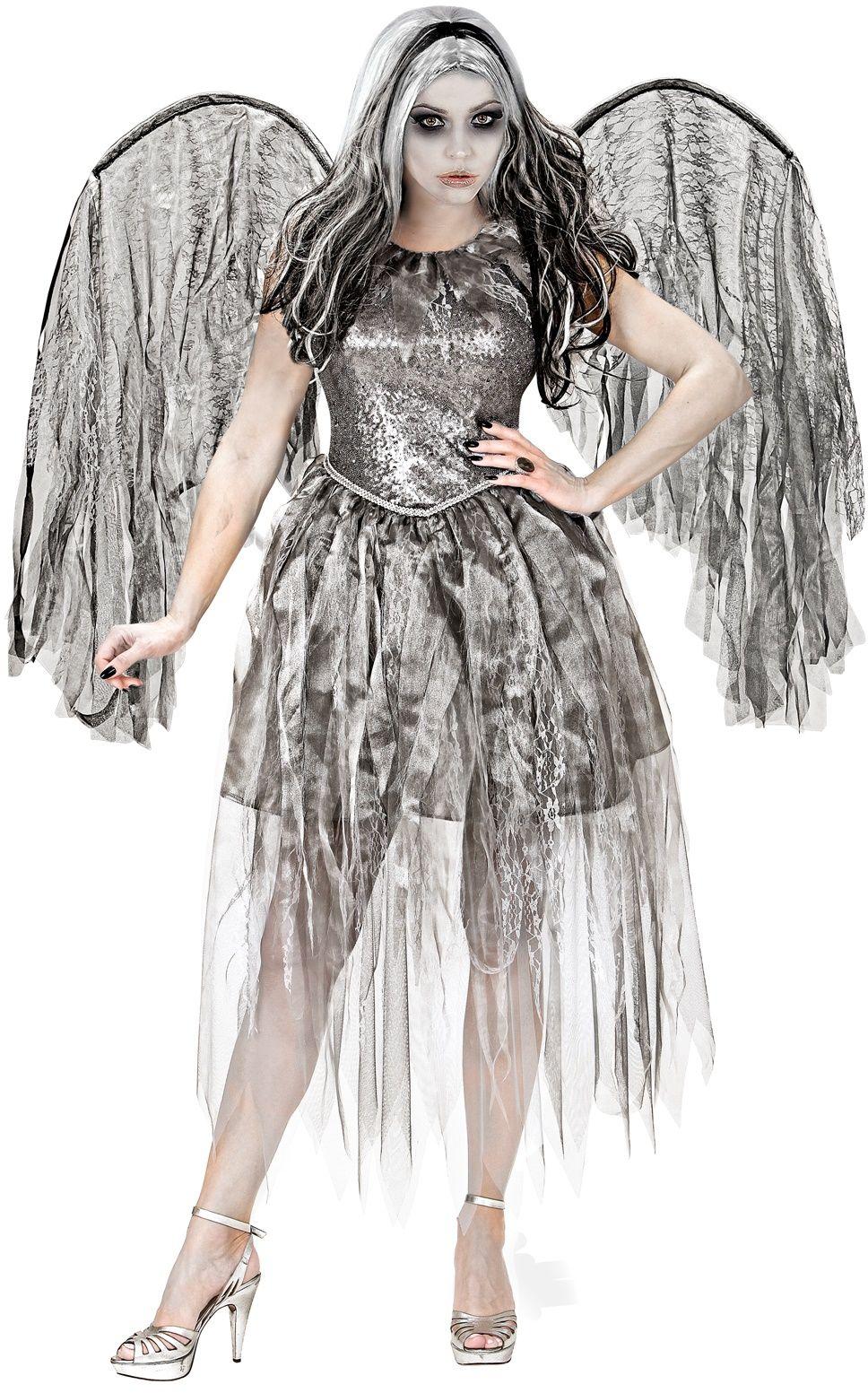 Halloween engel pakje