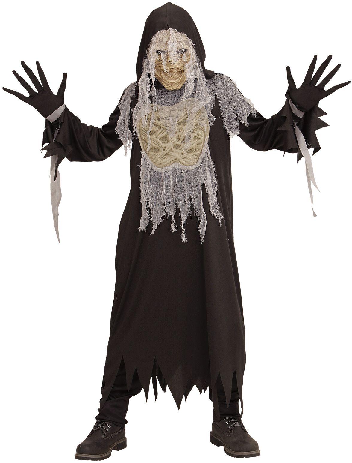 Halloween mummiepak kind