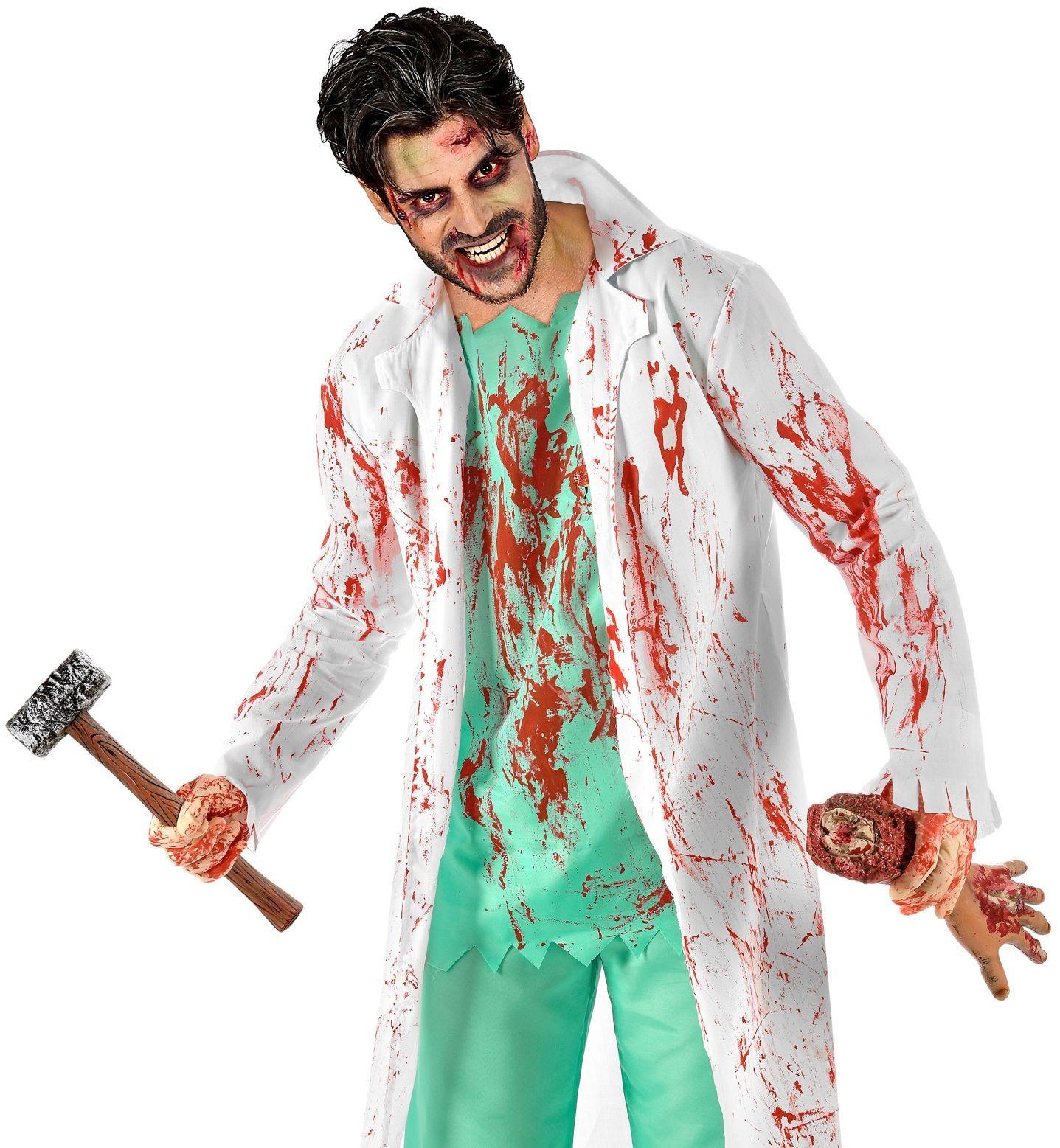 Halloween nep hamer 38cm