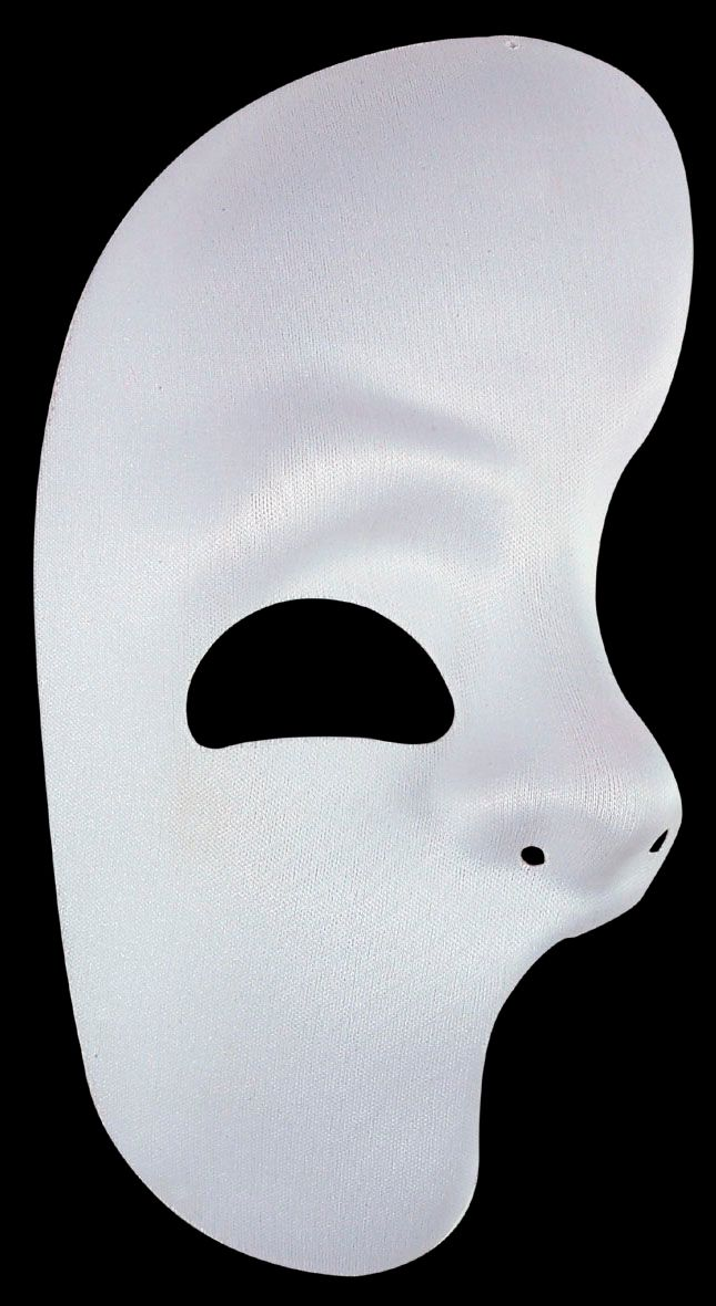 Halve Phantom oogmasker