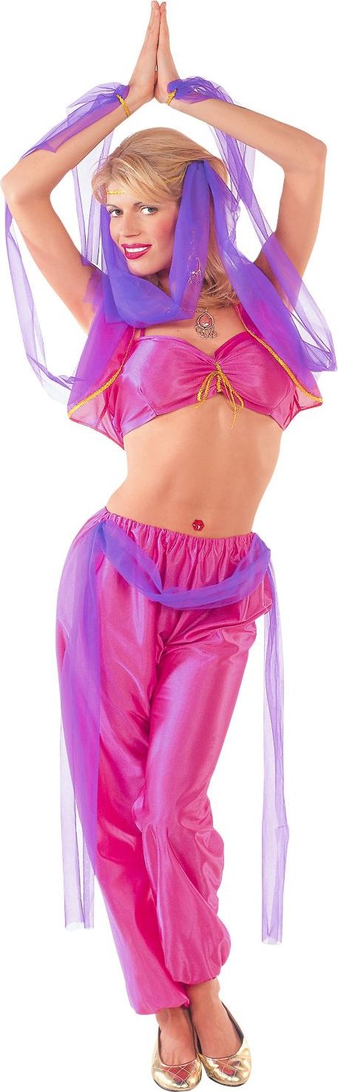 Harem buikdanseres kostuum