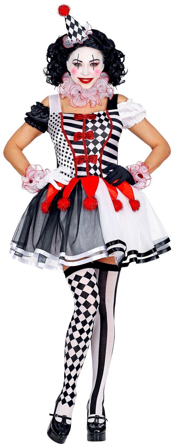 Harlekijn carnaval dames
