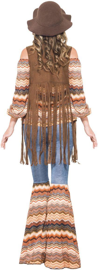 Harmonieus hippie kostuum